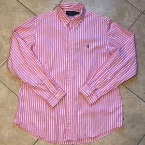 Ralph Lauren Polo custom fit button down shirt XL